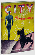 Clifford Simak / City Signed 1st Edition