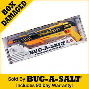 Damaged Box Authentic Bug-a-salt Orange Crush 3.0 Insect Eradication Salt Gun