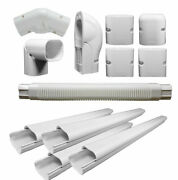 16ft Line Set Cover Kit Cover 3andrdquo Line Set And Tubing For Mini-split And Central A/c