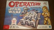 Operation Star Wars Game R2d2 Hasbro 2012 Sealed 99.9 Complete