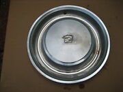 Mid To Late 60and039s Cadillac Hubcap I Could Not Identify The Exact Year