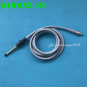 Fda Andoslash4mmx2.5m Optic Fiber Cable Light Wire For Endoscope Compatible With Olympus