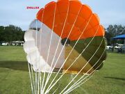 Multi Color Gq Aeroconical Ejection Seat Parachute Canopy