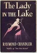 Raymond Chandler / The Lady In The Lake First Edition 1946