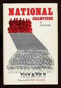 Jim Koger / National Champions The History Of The National Intercollegiate 1st