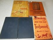 Vintage Bible Characters Lord's Whyte Stephen Archeology Cookbook Old Testament