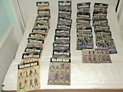Walking Dead Mcfarlane Building Set Series 1 2 And 3 Walkers Humans Complete New