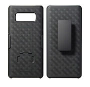 Samsung Galaxy Note 8 Case And Belt Clip Holster Hard Rubberized Case Lot Of 90