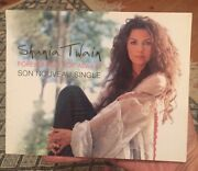 Shania Twain - Forever And For Always - Very Rare Promo French Cd 1 Track 2003
