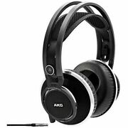 Akg Superior Reference Open Air Type Headphones K812 New 7144976 3458x00010