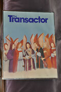Vintage Commodore Computer The Transactor Magazine 5 Cover Posters