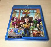 Blu-ray Toy Story 3 Blu-ray Dvd Set New 2 Disc From Japan