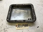 Ford C4 Automatic Transmission Trans Case Fill Pan With Tube / Pipe