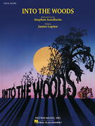 Into The Woods - Vocal Score Vocal Stephen Sondheim Book Only Hl00313446