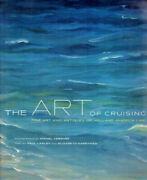 The Art Of Cruising Fine Art And Antiques Of Holland America Line. Mint Condition