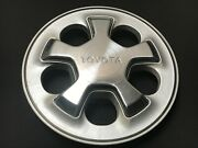 Toyota Camry Cressida Oem Wheel Center Cap Silver And Machined 1986 1987 1988