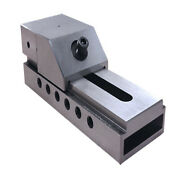 2and039and039 L X 5-1/2and039and039w Screwless Toolmaker Grinding Ground Vise .0002 Steel Tool Vise