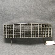 1975-1976 Cadillac Deville Sedan And Coupe Grille W/ Brackets 1606876 Oem M736