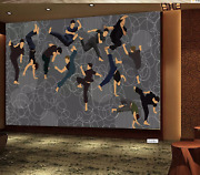 3d Martial Arts A21 Wallpaper Wall Mural Removable Self-adhesive Sticker Zoe
