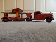 Additional Reduced Price Vintage Buddy L Ladder Fire Truck