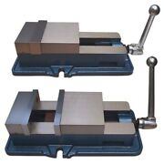Milling Drilling Machine Bench Clamp Clamping Vice 6and039and039 Accu Lock Vise Precision
