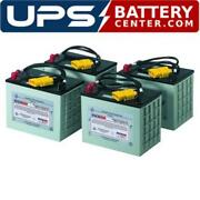 Apc Rbc14 Compatible Replacement Battery Pack