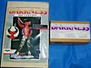 Lord Of Darkness From Legend Statue - Tim Curry Movie Model Cib W/ Finishing Kit