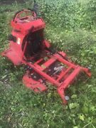 Gravely Pro-stance 52andrdquo 60andrdquo 48andrdquo Parts Machine Commercial Stand On Zero Turn Mower