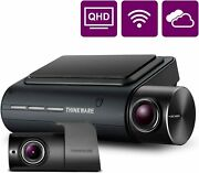 Thinkware Q800pro Dual Dash Cam Front And Rear Camera For Car, 1440p, 32gb I New