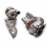 Left And Right Turbocharger Turbo Chargers Fit For Audi 4.0t 079145703e 079145704e