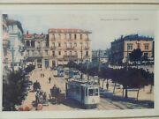 Collectible Greek Photo Athens Syntagma Square 1907