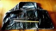 Brinkmann Universal Grill Cover Vinyl Cover With Felt Lining Fits Most Grills