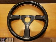 Mazda Speed Perforated Steering Wheel 36Φ Rx-7 Fc3s Fd3s Roadster Miata