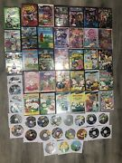 Lot Of 56 Kids Assorted Movies Shows Dvd Monster High Mlp Thomas The Train