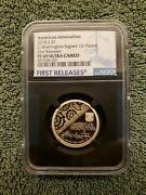 2018 S Washington Patent Proof Ngc Pf69 American Innovation Dollar First Release