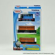 Tomix 93810 Thomas Tank Engine And Friends Thomas 3 Cars Set N Scale