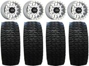 Method 401 15 Beadlock 4+3 Wheels 33 Desert Race Tires Ranger Xp 9/1k
