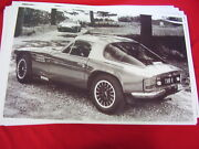 1978 1979 Tvr Series M Coupe Big 11 X 17 Photo / Picture