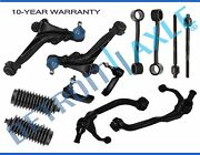 Front Upper Lower Control Arms And Suspensions For 08-11 Dodge Nitro Jeep Liberty