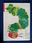 Original The Very Hungry Caterpillar Book 1969 By Eric Carle Very Good Condition