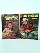 Roy Rogers And Trigger And Buffalo Bill Jr. Golden Age Of Comic Books Western