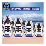 3 Layer 0.9mm Pvc Material Professional Inflatables Boat Fishing Boat Inflatable
