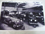1930 Packard Display Showroom Auto Show  11 X 17 Photo Picture