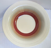 Susie Cooper - Wedding Band Pattern - 11 Cereal/soup Bowls