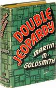 Martin Goldsmith / Double Jeopardy First Edition 1938