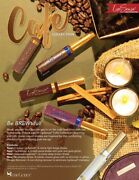 New Only 2 Available Senegence Lipsense Cafe Collection Gift Set 6 Pieces