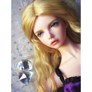 1/3 Bjd Sd Dolls Sexy Girl Female Resin Ball Jointed Doll + Face Makeup + Eyes