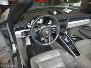 Porsche 991 Gt 3 Rs New Style C F Steering Wheel And Air B Fit 2012 -15 Turbo S