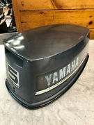 1990 Yamaha 5 Hp 2 Stroke Outboard Engine Top Cowl Hood Freshwater Mn