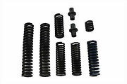 Heavy Duty Seat Post Spring Set For Harley Davidson By V-twin